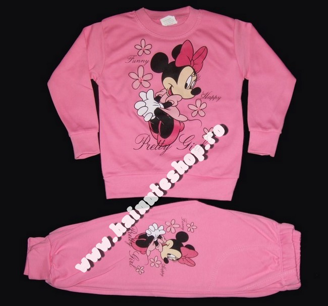 "Trening copii fete ""MINNIE MOUSE"""
